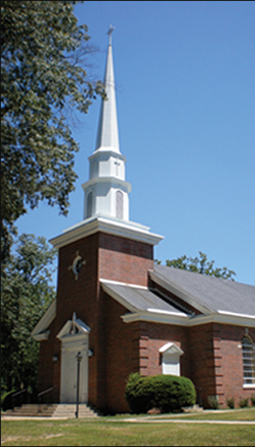 Homewood CP Church